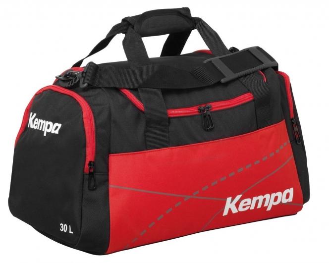 Geanta Kempa Teamline Sportbag 75L albastru negru