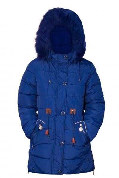 Geci fete groase de iarna 2132 blumarin 116-164cm