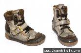 Ghete copii blana pj shoes Roma maro 24-36