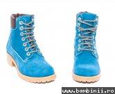 Ghete dama blana 7446 albastru 35-41