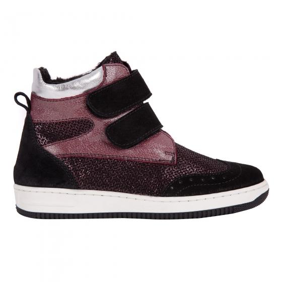 Ghete fete pj shoes Mae vernil negru 27-36