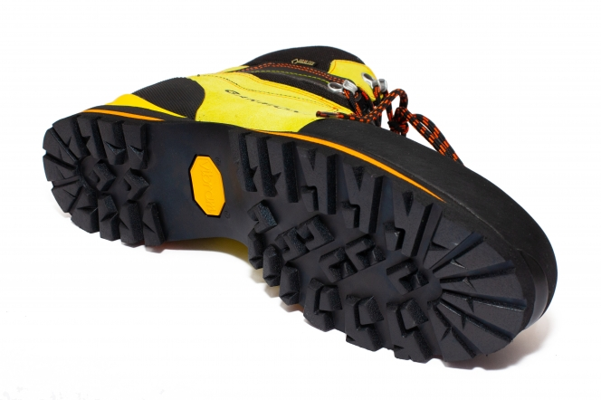 Ghete gore-tex Garmont Ascent GTX yellow orange 39-48