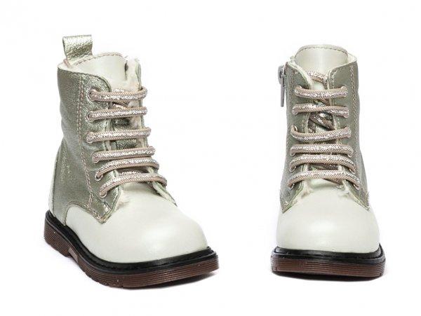 Ghetute fete blana pj shoes King vernil arg 20-26