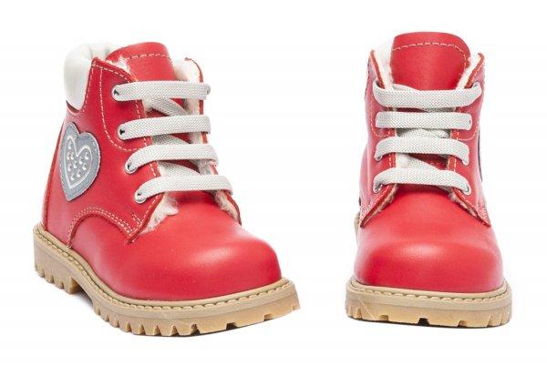 Ghetute fete cu blana pj shoes Luca corai 20-26