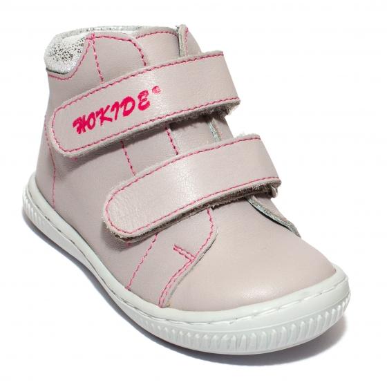 Ghetute fete hokide flexibile 417 roz inchis 18-25