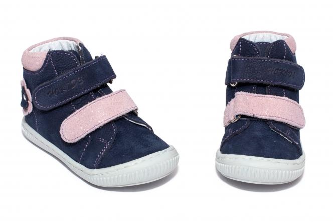 Ghetute flexibile fete hokide 417 blu roz 18-25