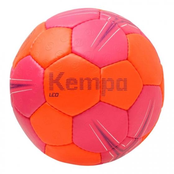 Minge kempa de handbal kempa Leo vernil negru 0-3