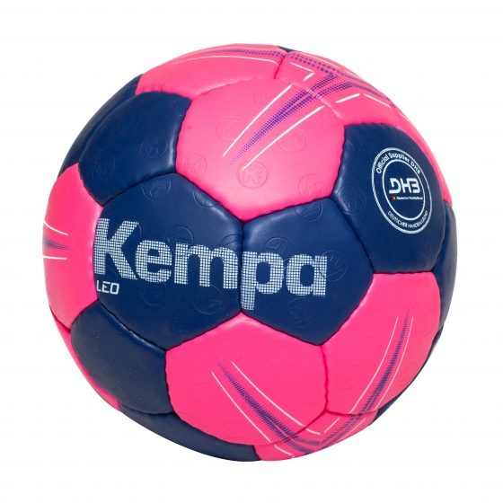 Minge Kempa handbal Leo 2019 roz blu 0-3