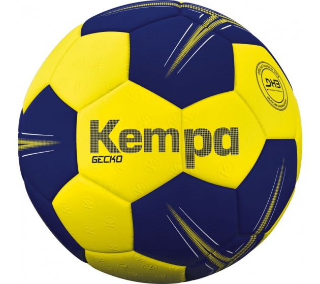 Minge copii Kempa handbal Gecko 2020 albastru galben 0-3