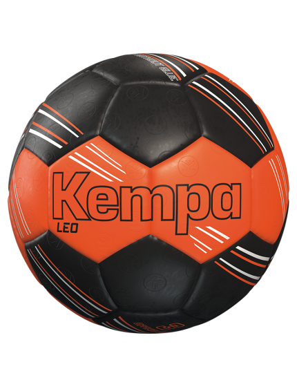 Minge de handbal Kempa Leo negru port 0-3