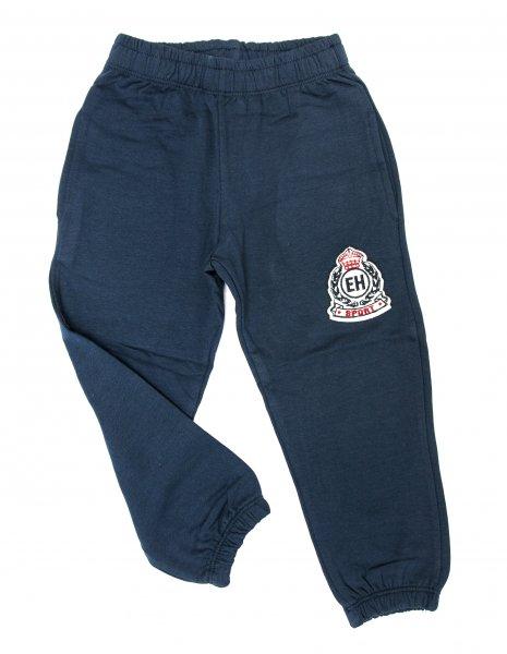 Pantaloni baieti EH 148 blu 98-128cm