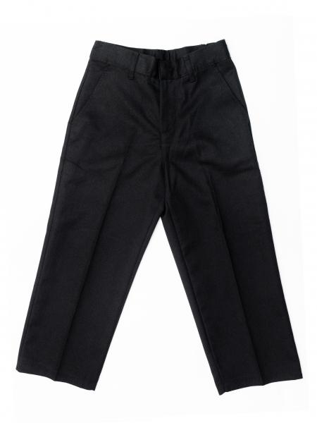 Pantaloni baieti eleganti 8260 blu 4-14ani