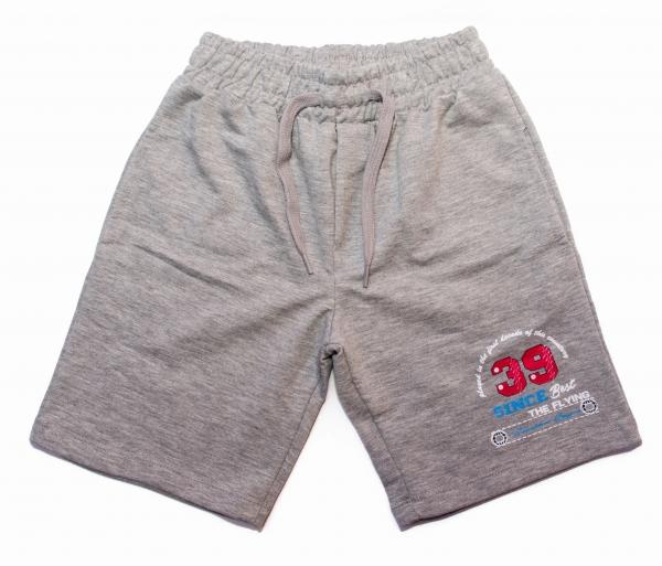 Pantaloni scurti baieti 758 blu 92-116cm