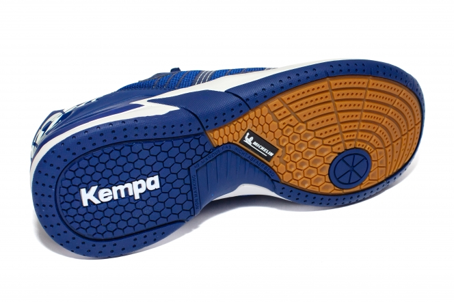 Pantofi Kempa Attack Contender junior 2019 albastru 34-39