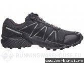Pantofi Salomon Speedcross 4 GTX M negru 40-45