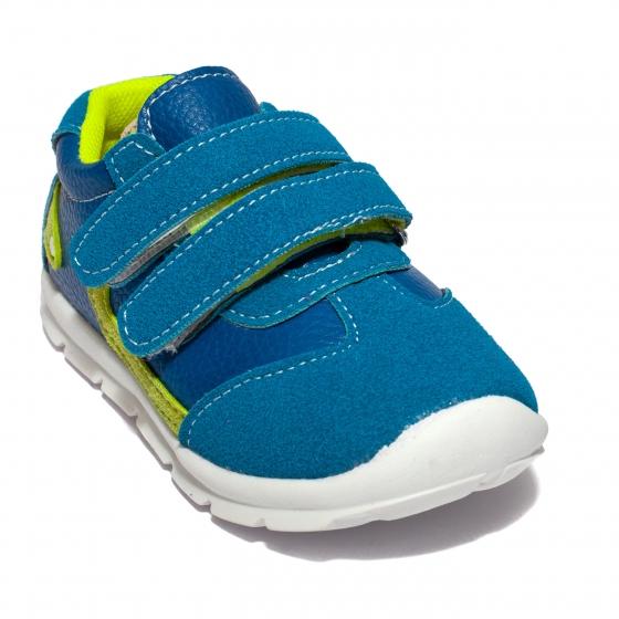 Pantofi copii sport flexibili 1596 gri alb 19-25