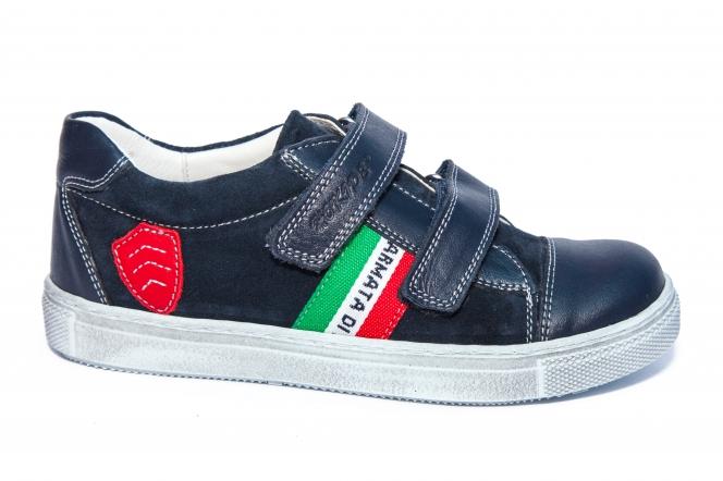 Pantofi baieti sport hokide 398 blu it 26-37