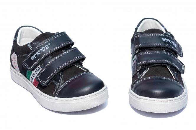 Pantofi baieti sport hokide 398 negru it 26-37