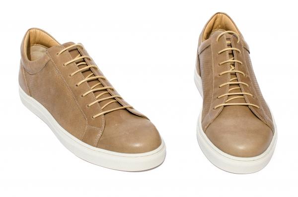 Pantofi barbati piele naturala Marko maro 40-46