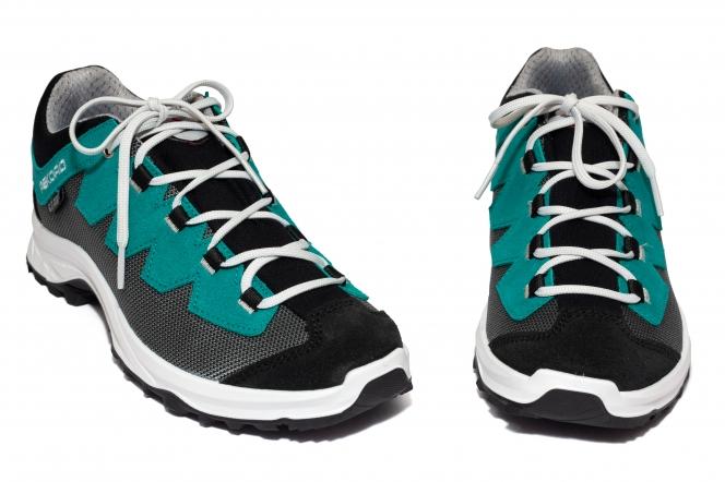 Pantofi copii impermeabili Ibex Rx Tex gri verde 36-45