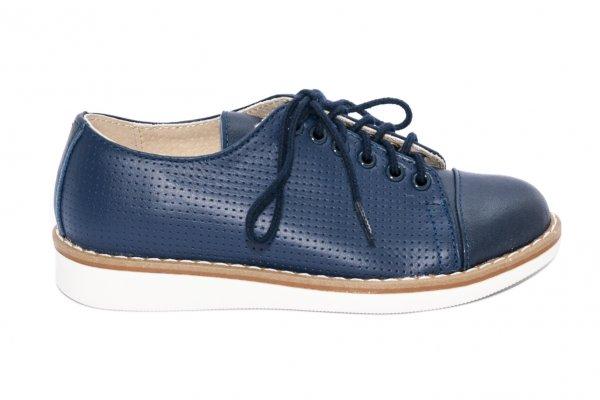 Pantofi copii piele 1384 blumarin box lux 26-36
