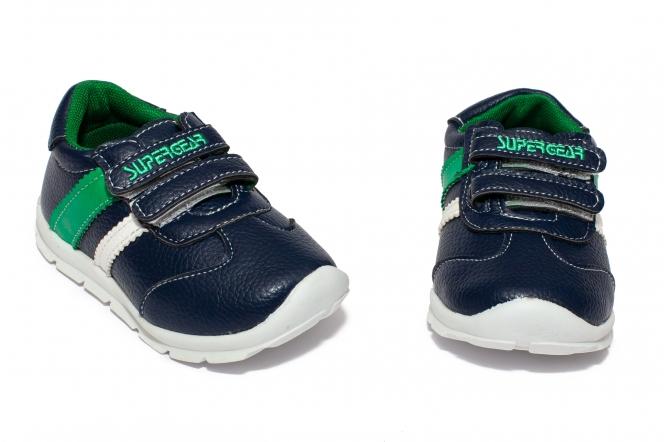 Pantofi copii sport 1606 blu 19-24