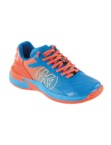 Pantofi copii sport Kempa Attack 2.0 Junior 2020 albastru 34-39