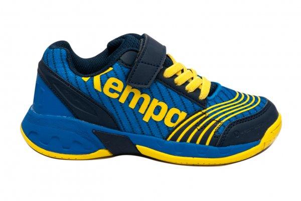 Pantofi copii sport sala Kempa Attack Jr 2017 albastru arici 28-33