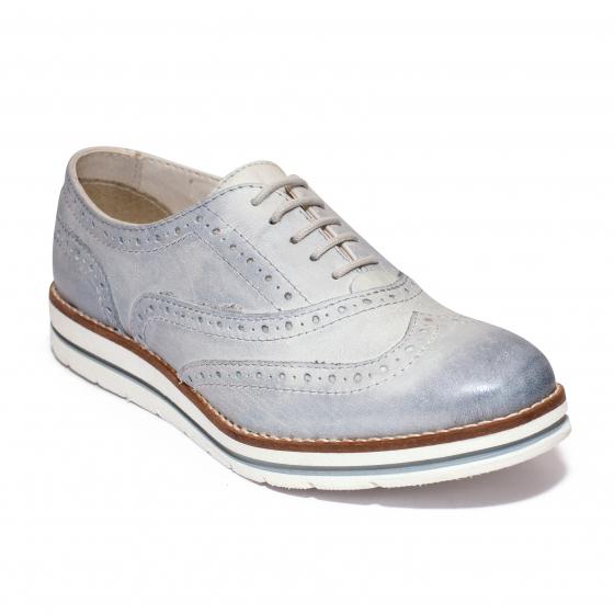 Pantofi dama Leone 2311 gri 36-42