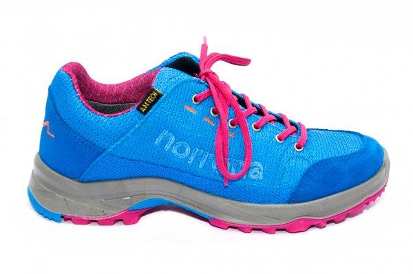 Pantofi dama impermeabili Norrona hovde amt albastru roz 36-40