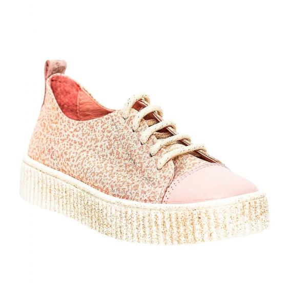 Pantofi fete Pj shoes Asia roz animal print 27-38