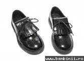 Pantofi fete Vogue negru 31-38