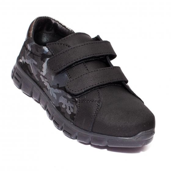 Pantofi fete sport Pj shoes Dream negru arg 27-36