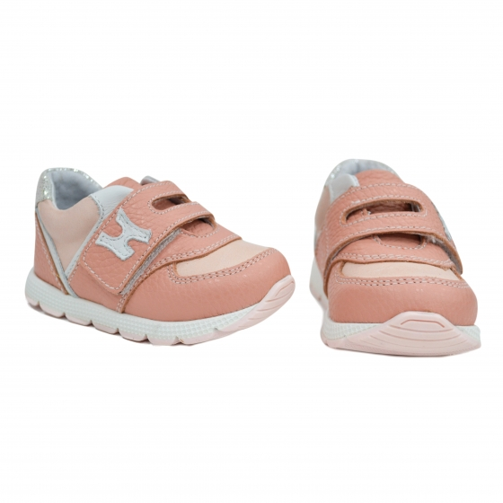 Pantofi fete sport hokide 395 roz roz pal 26-30