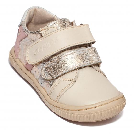 Pantofi fete sport hokide 457 bej roz 19-25