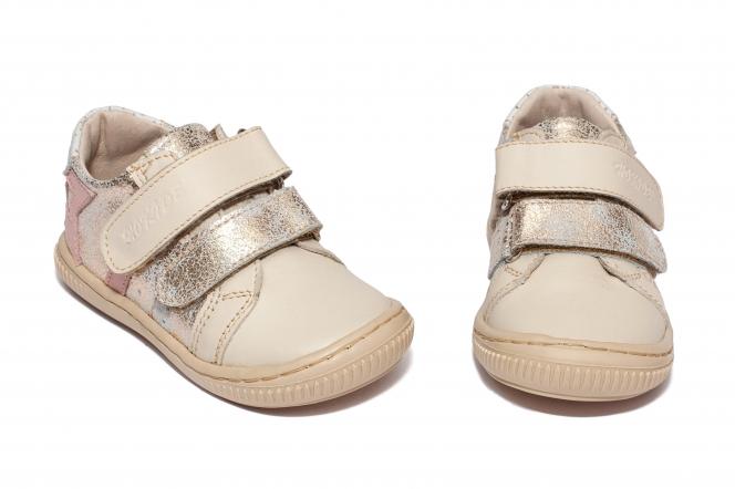 Pantofi fete sport hokide 457 bej roz 26-30