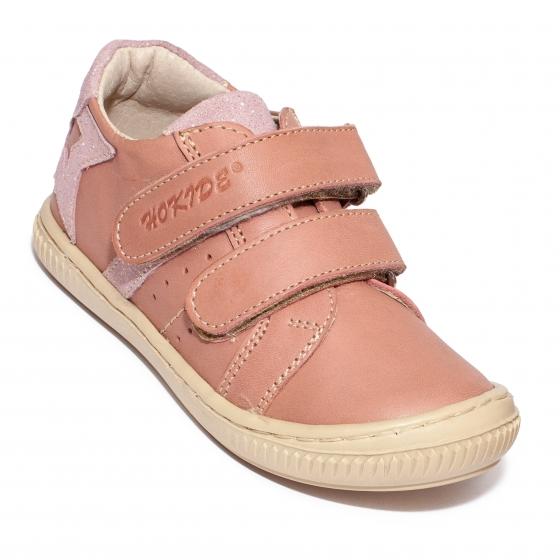 Pantofi flexifili fete sport hokide 458 roz bej 26-30