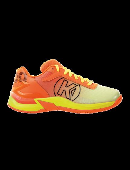 Pantofi sport Kempa Attack 2.0 Junior 2020 portocaliu 34-39