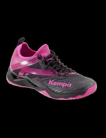 Pantofi sport Kempa Wing Lite 2.0 negru mov 36-45