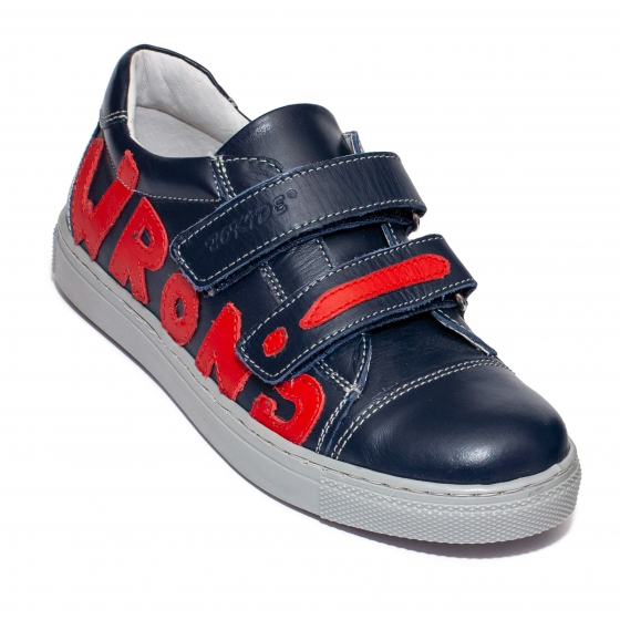 Pantofi sport copii hokide 398 negru red 26-37