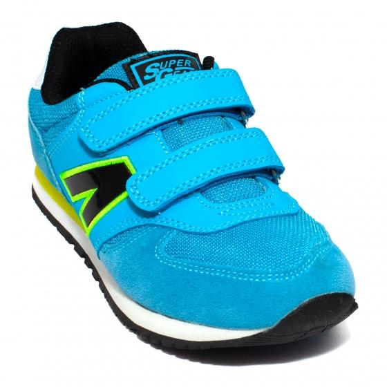 Pantofi sport copii 262 verde port 31-35