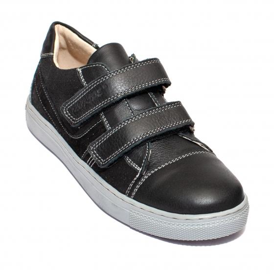 Pantofi sport copii hokide 398 negru TG 26-37