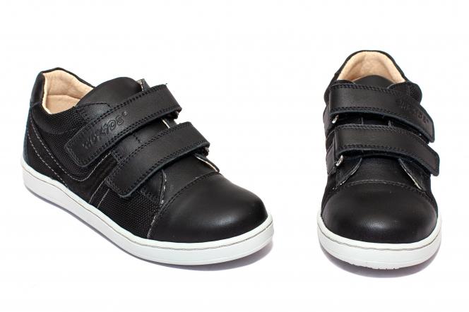 Pantofi sport copii hokide 398 negru negru TG 26-37