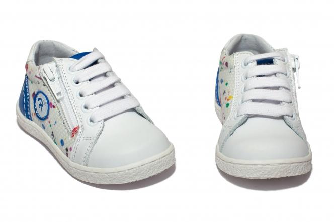 Pantofi sport copii hokide 400 alb color 18-25