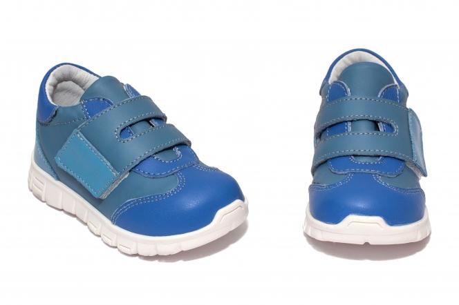 Pantofi sport copii pj shoes Tokyo albastru 18-26