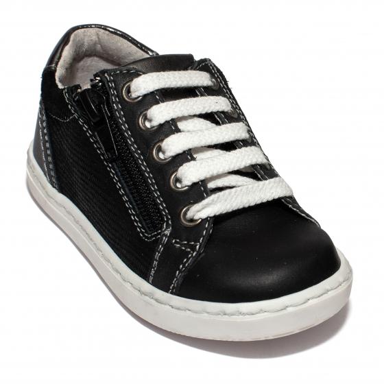 Pantofi sport fete hokide 400 negru lux2 20-37