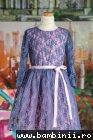 Rochii fete Purple Lace 137.01 mov