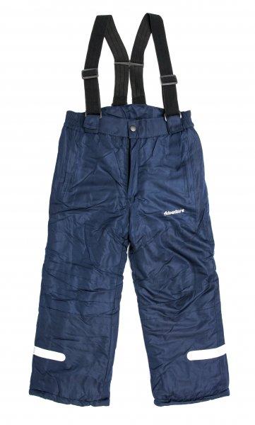 Salopete copii ski 8090 albastru 100-134cm