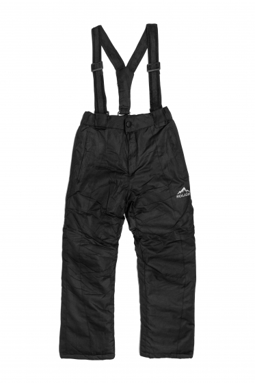 Pantaloni copii sky fas 1804 negru 104-164cm