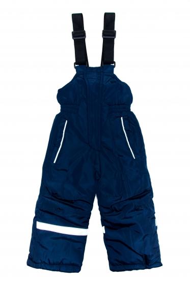 Salopete ski copii 35 blu 74-134cm